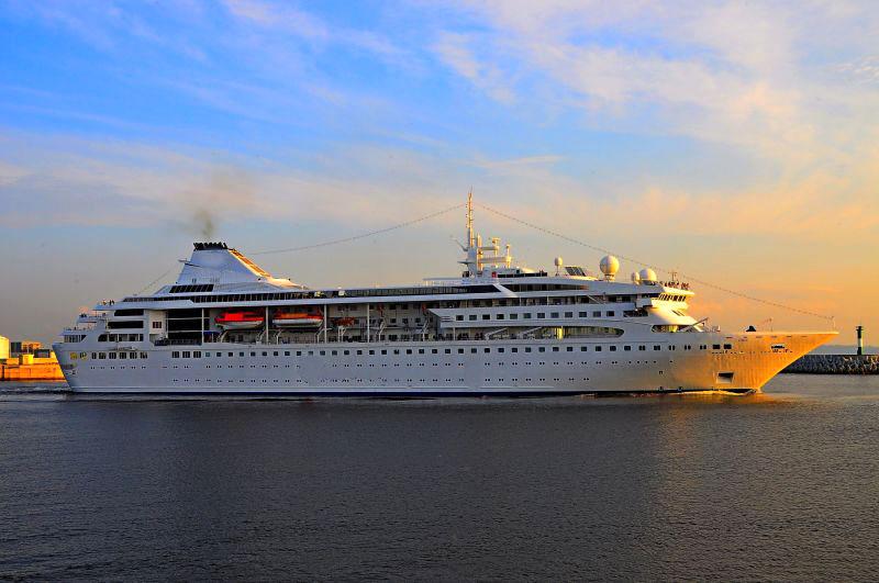 542' Custom Cruise Ship