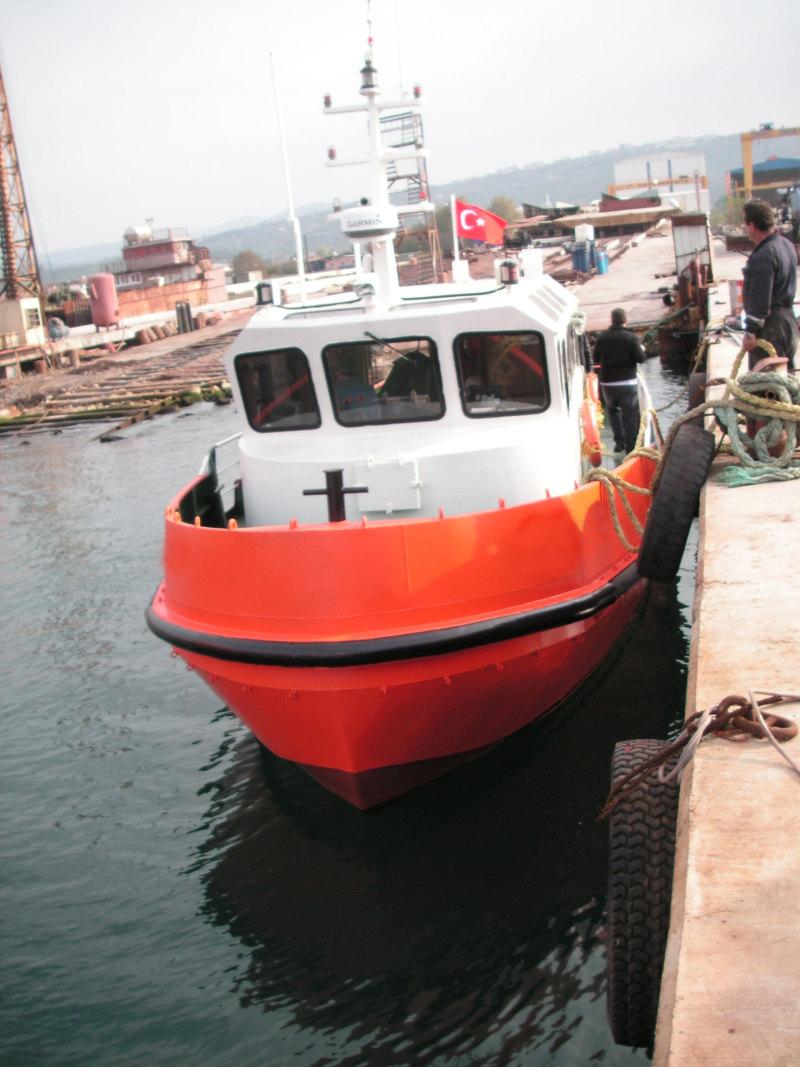Used 14mt. Crew Supply Workboat (2013)