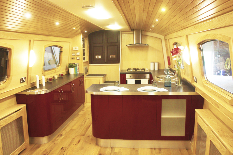 The Mirfield Boat Company Luxury Class Widebeam FOR SALE