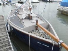 Cornish Shrimper big REDUCTION in price + trailer