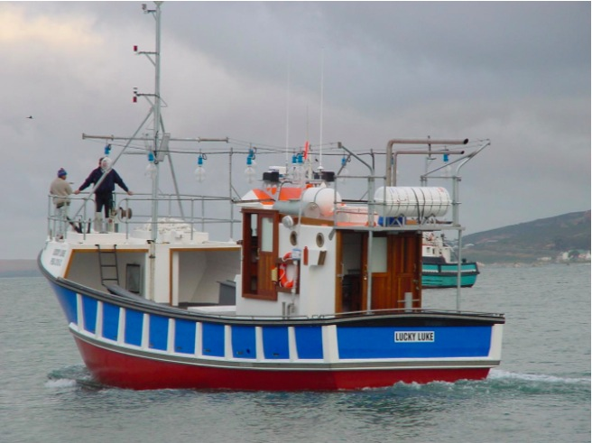 Boats for sale south africa used boat sales commercial for Used commercial fishing boats for sale