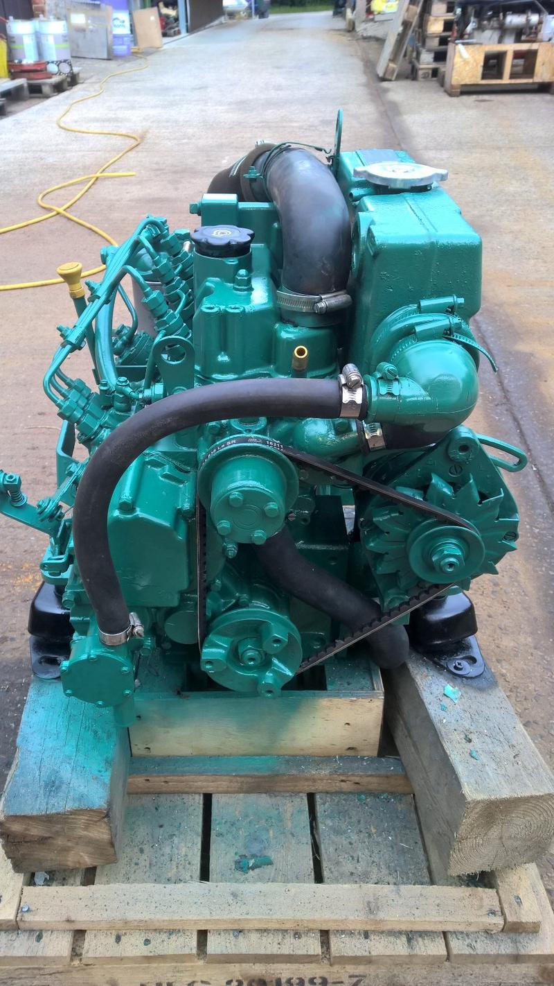 Volvo marine engines for sale used volvo marine engines for Volvo motors for sale