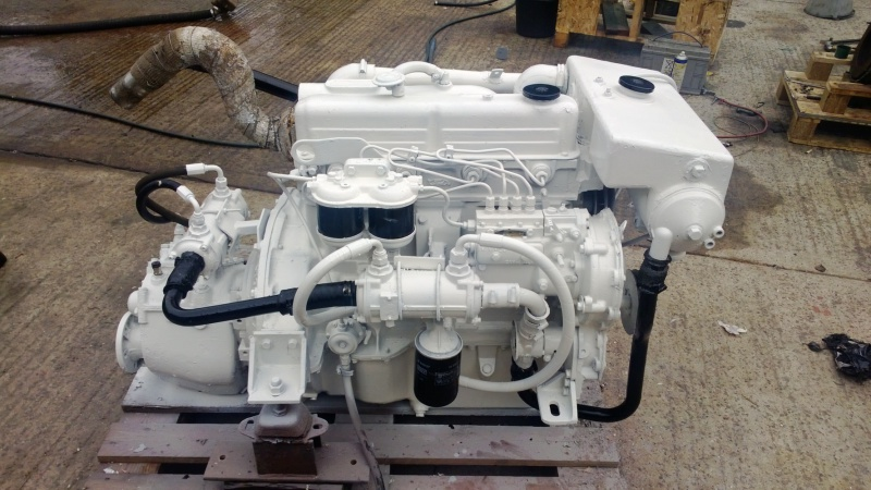 Ford sabre 80 for sale uk ford boats for sale ford used for Diesel marine motors for sale
