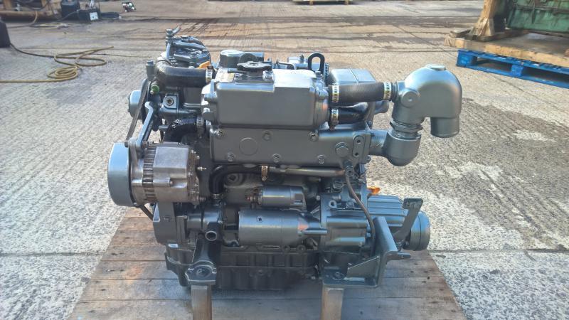 Yanmar 3jh25a for sale uk yanmar used boat sales yanmar for Diesel marine motors for sale