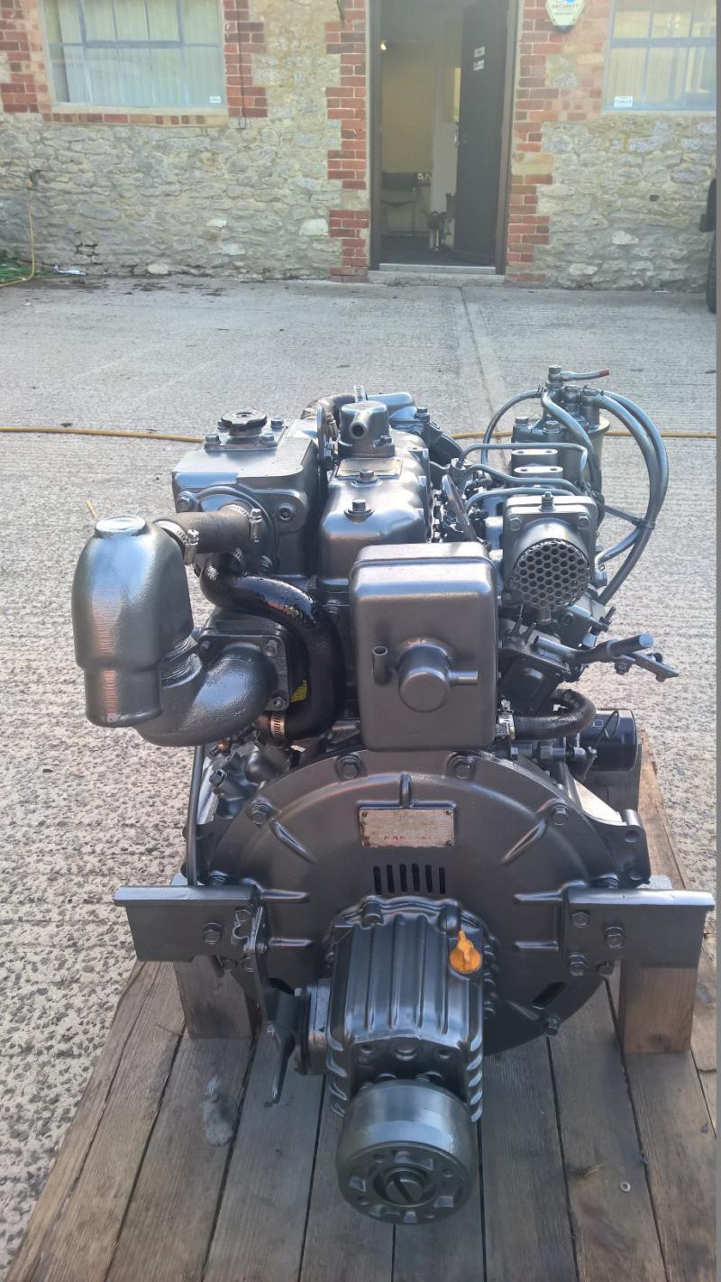 20hp(ish) marine diesels - anyone recent advances/suggestions
