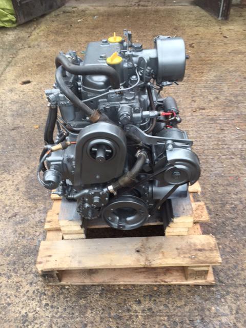 Remanufactured Yanmar Marine Sel Engines Remanufactured