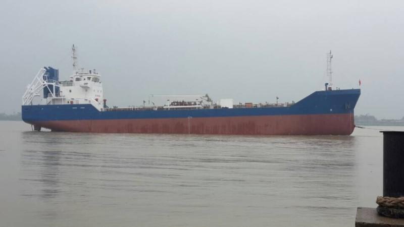 3750DWT Oil Tanker