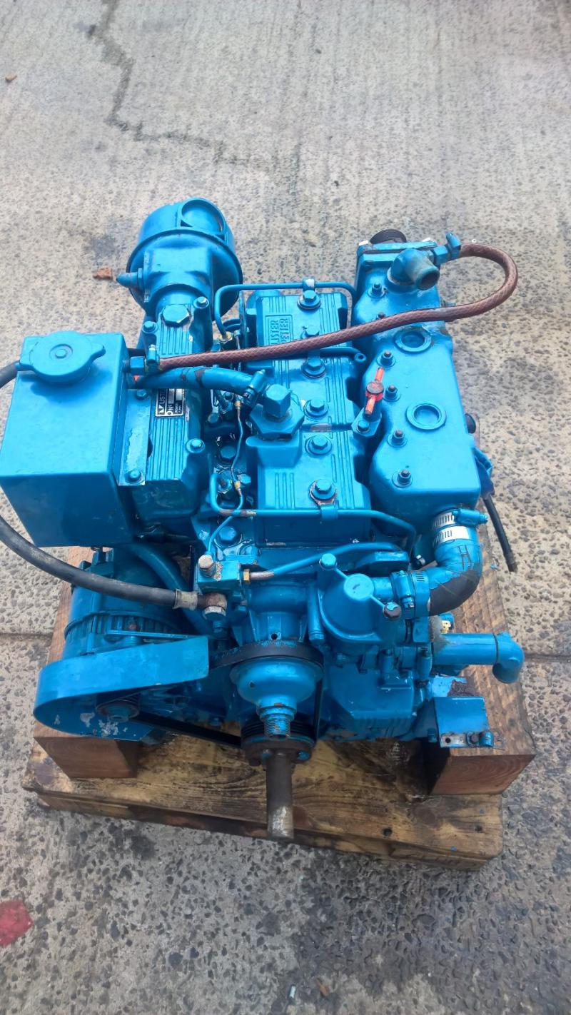 Lister LPW3 for sale UK, Lister boats for sale, Lister used boat sales,  Lister Engines For Sale Sabb L3.139 Lister Petter LPW3 Lifeboat Marine Diesel  Engine ...
