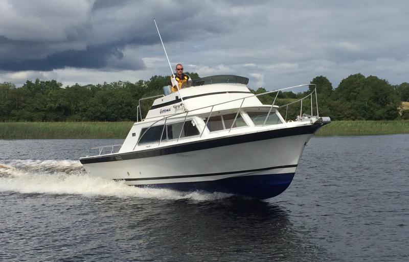 LUHRS 28 Sportfisher recent YANMAR diesel
