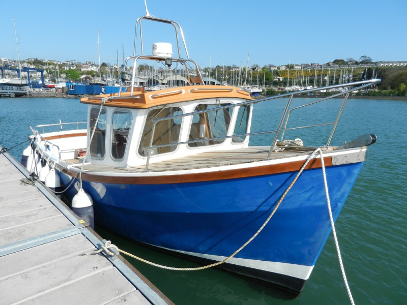 Fishing boats for sale ireland used fishing apollo duck for Used fishing boat