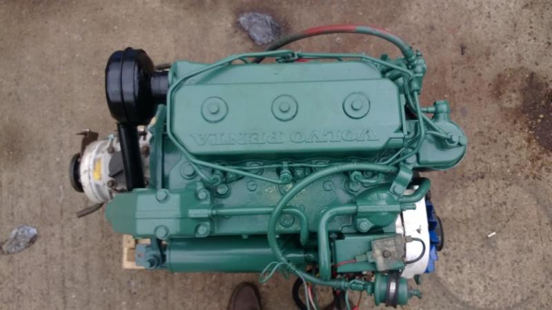 volvo 28hp for sale uk  volvo boats for sale  volvo used boat sales  volvo engines for sale 03 Volvo Penta 4.3 03 Volvo Penta 4.3