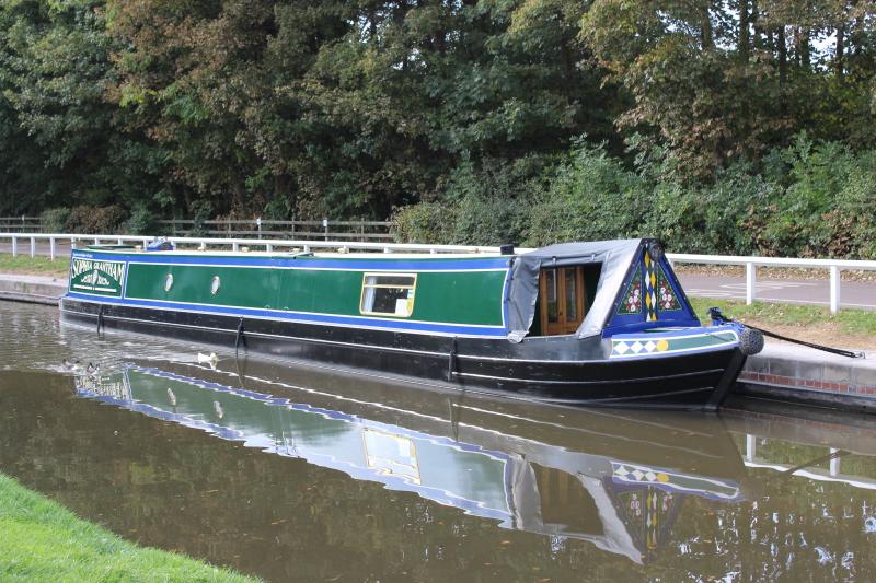 60ft Traditional Narrowboat