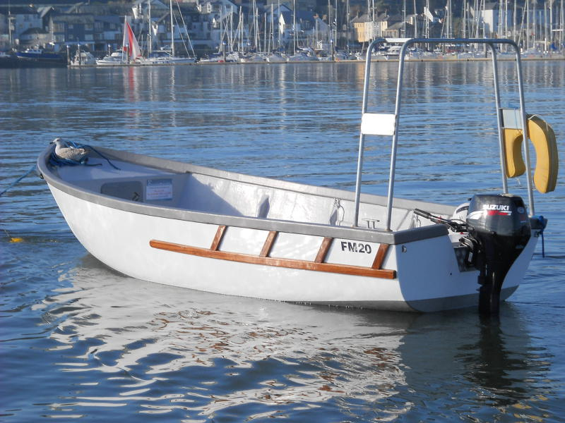 FM20 Open Work/Angling Boat