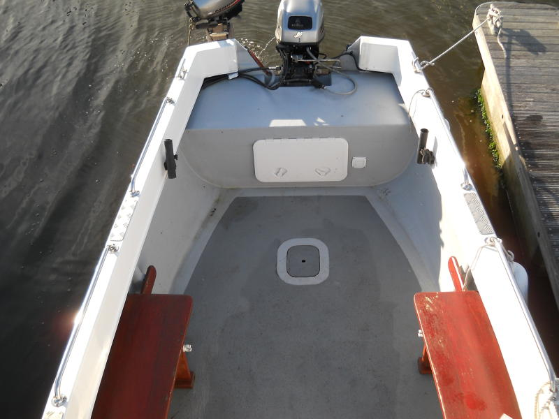 FM 20 Angling/Fishing Boat
