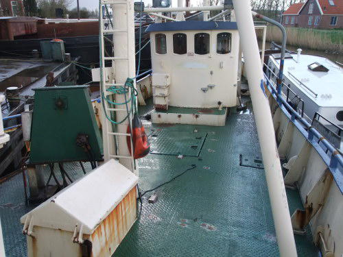 North Sea Cutter
