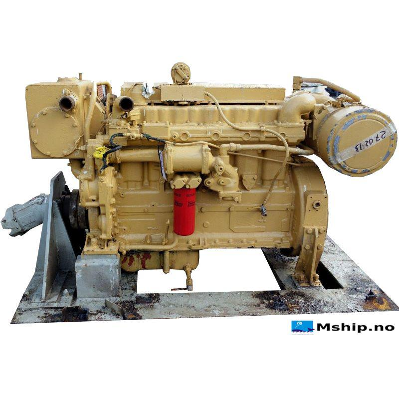 Caterpillar 3306 for sale norway caterpillar used boat for Hydraulic pumps and motors for sale