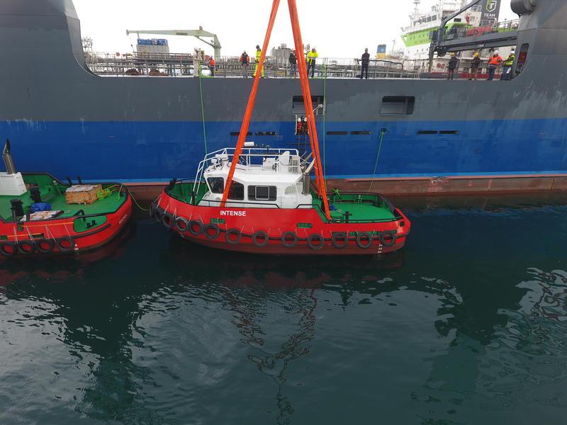 Besiktas Workboats TB1300 for sale Turkey, Besiktas