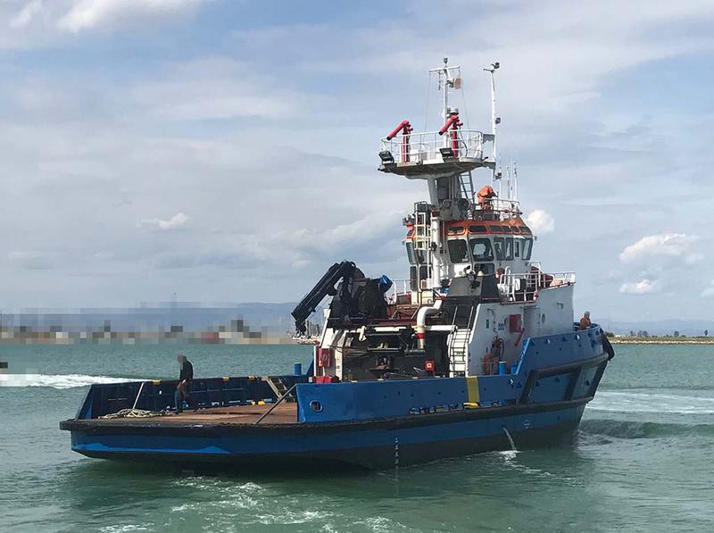 1992 Offshore Tug/Supply Ship 28.85 m for Charter Only