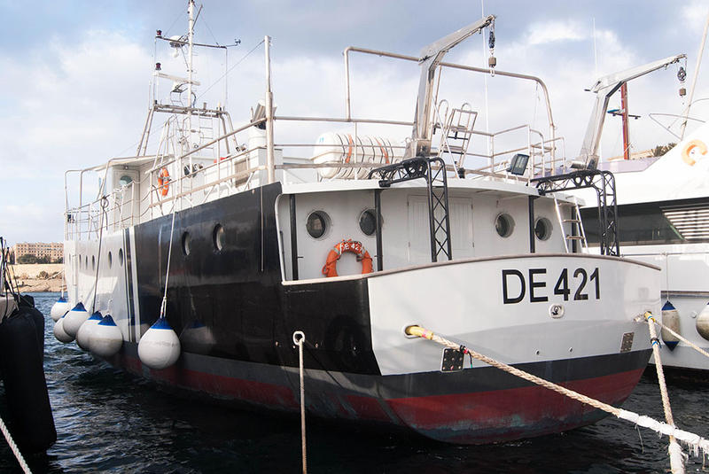 DE421 Puccio- Logistics & Support
