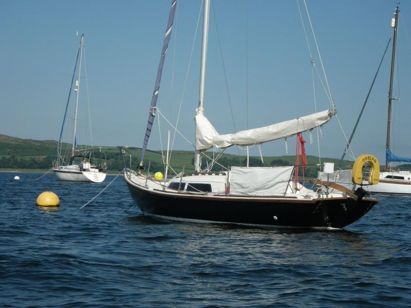 Folksong 25 Yacht