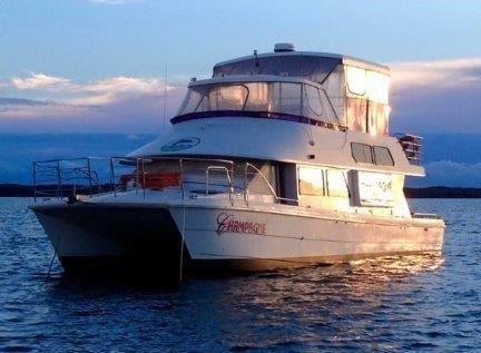 Cougar Cat Charter Vessel