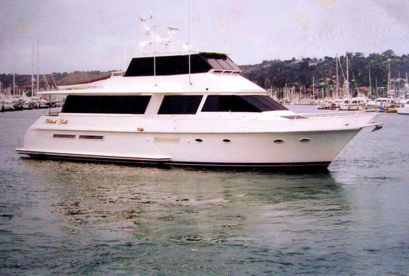 Viking Yachts 72 Cockpit Cruiser For Sale USA Boats