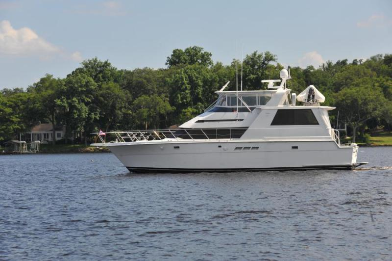 Hatteras 52 for sale USA, Hatteras boats for sale, Hatteras used boat sales, Hatteras Motor Boats For Sale 1996 Hatteras 52 Cockpit Motor Yacht - Apollo ...