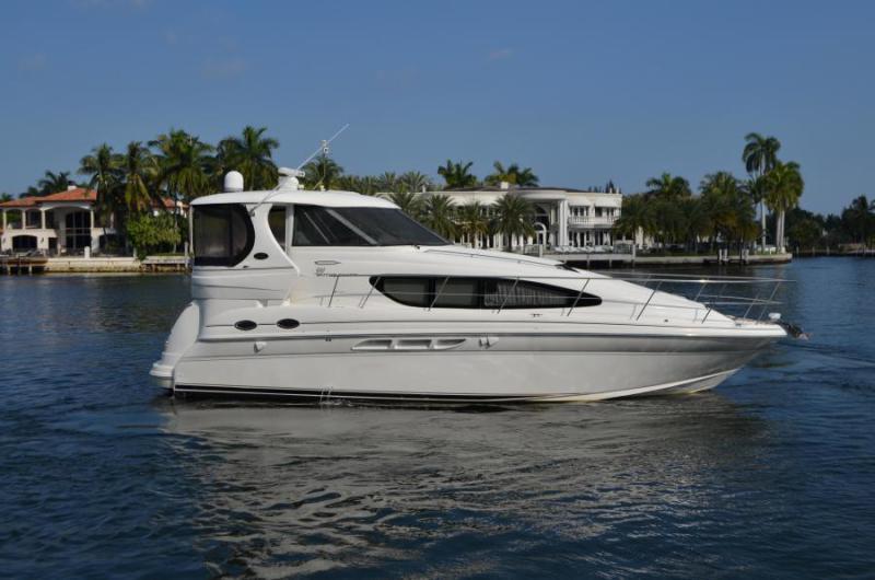 Sea Ray 390 Motor Yacht for sale USA, Sea Ray boats for sale, Sea Ray used boat sales, Sea Ray Motor Boats For Sale 2004 Sea Ray Motor Yacht - Apollo Duck