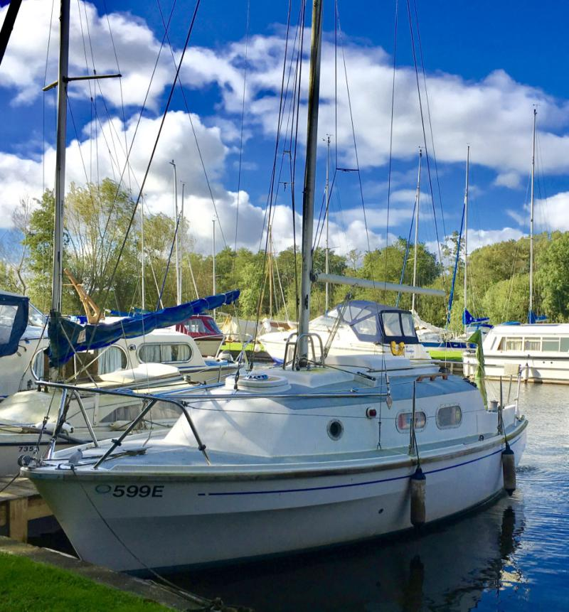 Westerly Warwick for sale UK, Westerly boats for sale