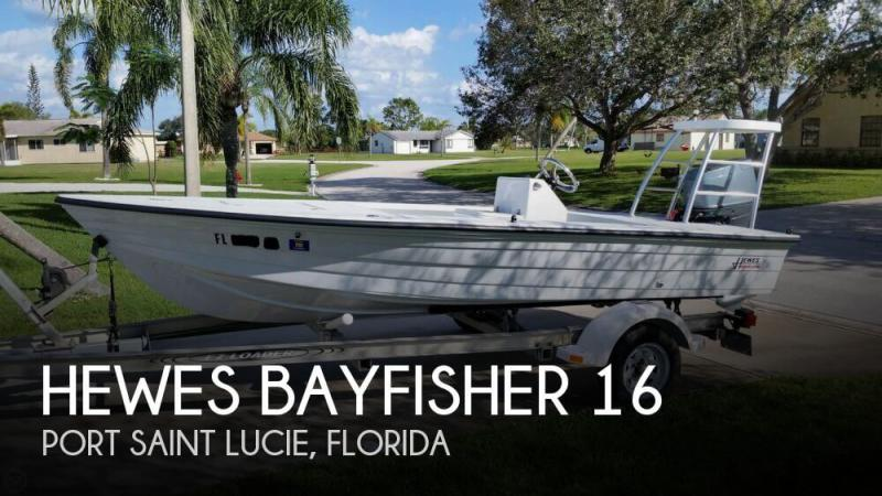 Hewescraft 16 Bayfisher for sale USA, Hewescraft boats for