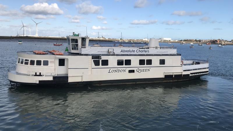Class V passenger vessel