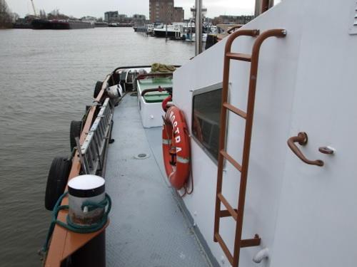 Push-tow Tug SI 2023