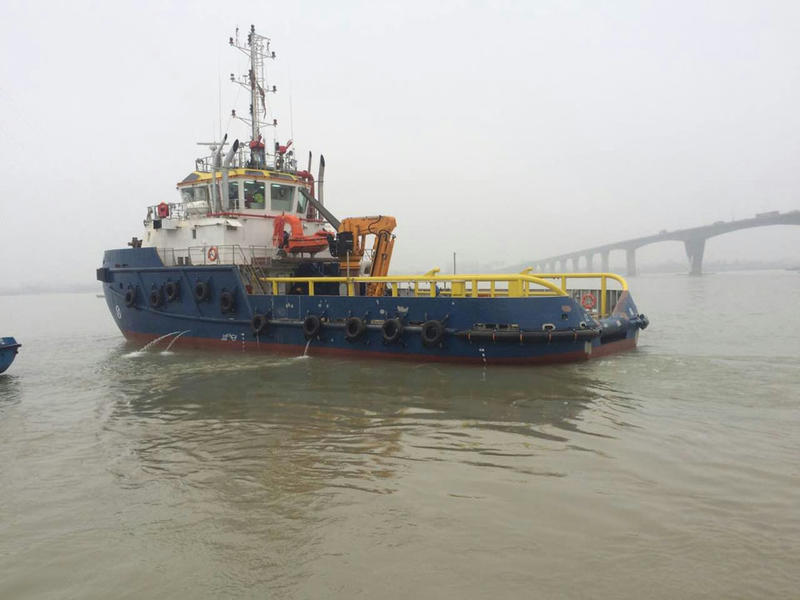 34M Multi Purpose Utility Vessel