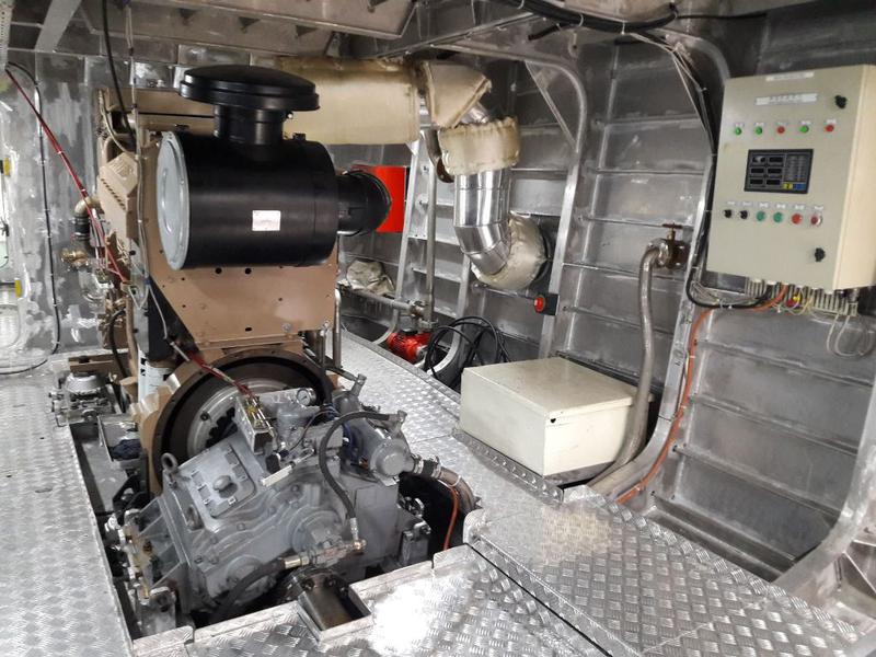 23.5mtr Crew/ Supply Boat (2108)