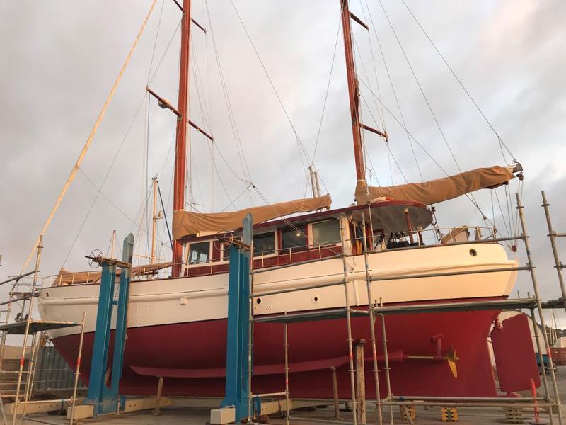Norwegian Pilot Ketch/ Classic Charter Vessel