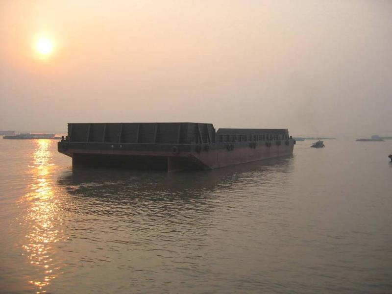 8000DWT Barge 2018