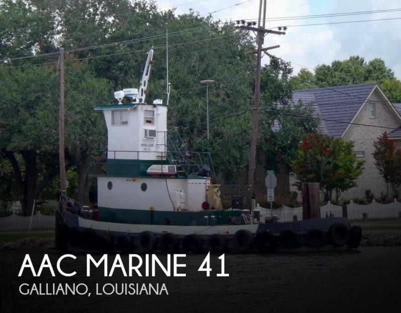 1962 AAC Marine 41