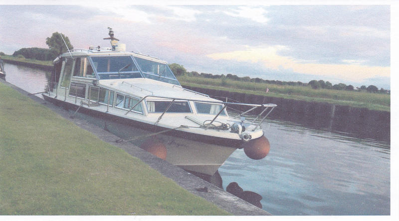 Motor boats for sale, used motor cruisers, new motor yacht