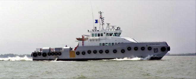 Shipco Shipbuilders 36.0 m Utility / Security Vessel