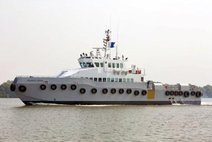 36.0 m Utility / Security Vessel