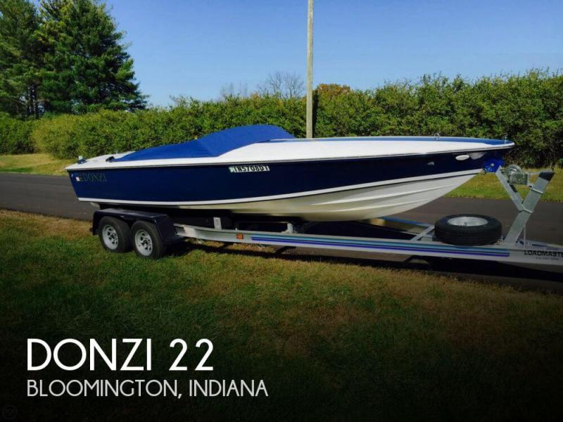 Donzi 22 Classic for sale USA, Donzi boats for sale, Donzi