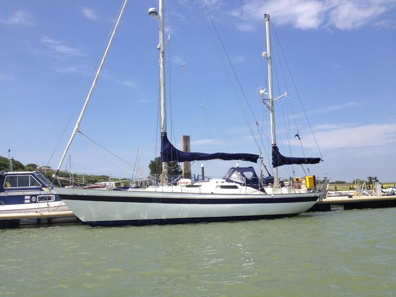 Biscay 36 for sale UK, Biscay boats for sale, Biscay used