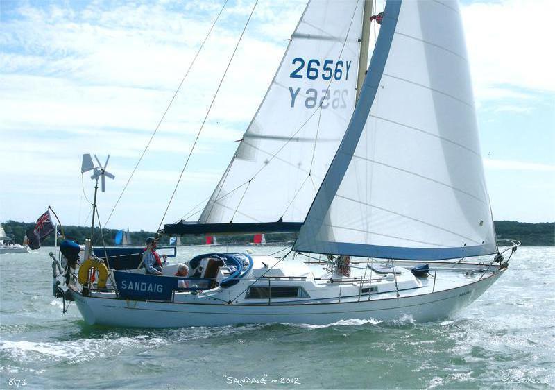 Nicholson 32 for sale UK, Nicholson boats for sale, Nicholson used ...