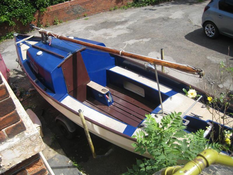 Drascombe Longboat Cruiser (Mistral)