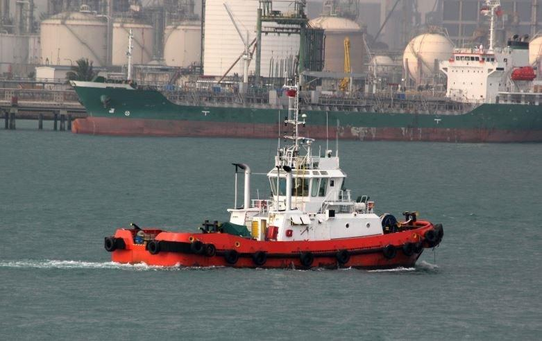 30.50 m harbour tug 51 TBP