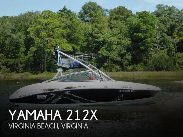 Yamaha 212X For Sale USA Boats Used Boat Sales Sport 2008