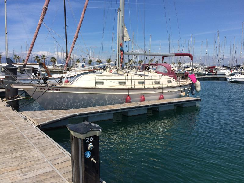 Island Packet IP380 for sale Gibraltar, Island Packet boats