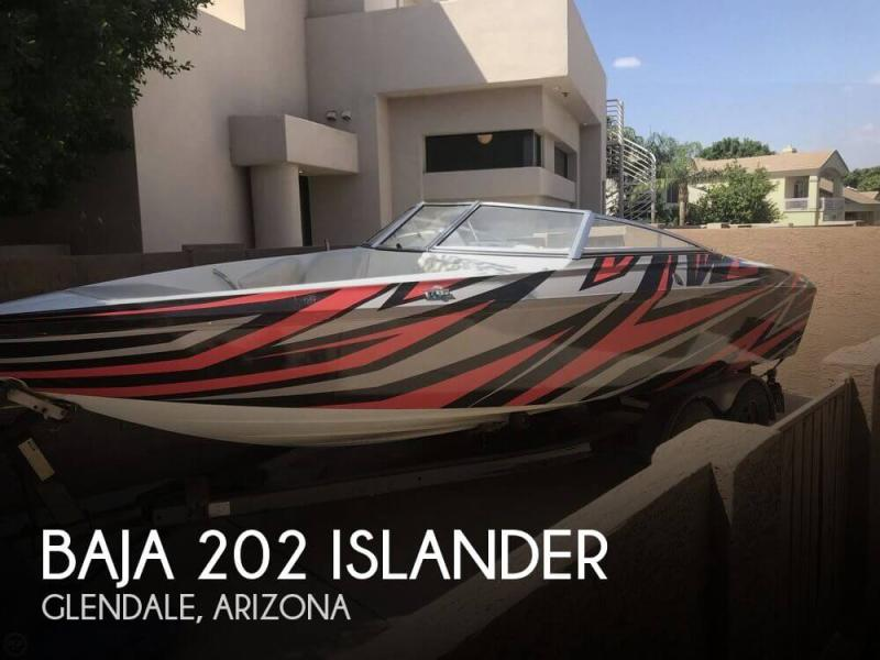 Baja 202 Islander For Sale Usa Baja Boats For Sale Baja Used Boat