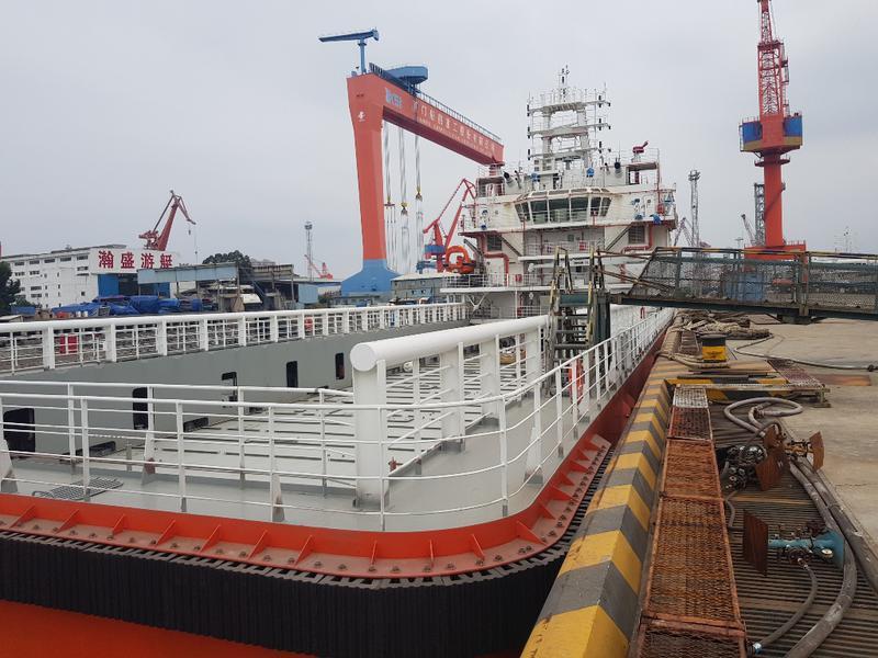 75mtr 2018 build Platform Support Vessels (2 available)