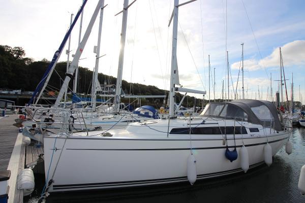 Bavaria Yachts 34 Cruiser For Sale UK Boats